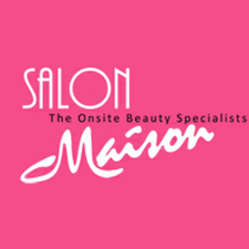 Salon Maison Bridal Beauty and Style Bar logo