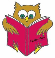 Guille-Alles Library Children's team logo