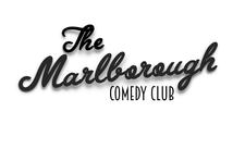 THE MARLBOROUGH COMEDY CLUB logo