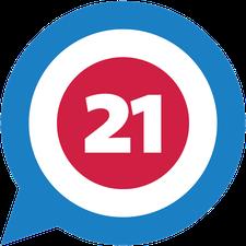 O21 | Onderwijs in de 21e eeuw logo