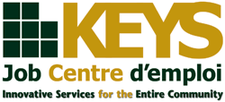 KEYS Job Centre Gananoque logo