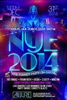 NEW YEARS EVE 2014 AT ALLURE NYC
