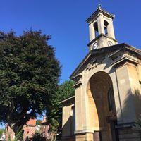 Holy Trinity Church, Hotwells, Bristol logo