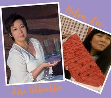 Lisa Love + Helen Lee logo