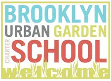 The Brooklyn Urban Garden Charter School logo