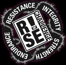 Rise Up Challenge logo