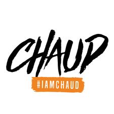 CHAUD - #IAMCHAUD logo