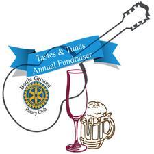 Battle Ground Rotary Club logo