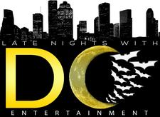 Late Nights With DC ENT logo