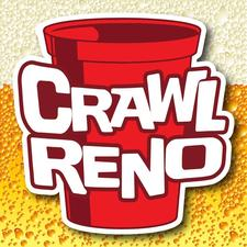 Crawl Reno logo
