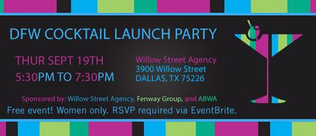 WIMMI DFW Cocktail Launch Party
