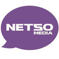 NETSO MEDIA logo