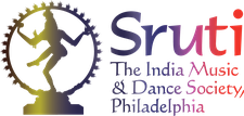 SRUTI, The India Music and Dance Society of Philadelphia logo