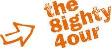 The 84 Movement logo
