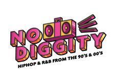 No Diggity events logo