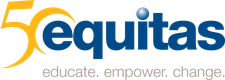 EQUITAS - International Centre for Human Rights Education logo