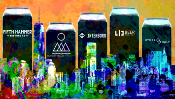 NYC Beer Week-5th Hammer/Hudson...