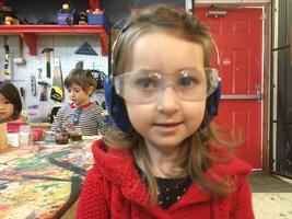 Art and Tinkering: Preschool camp