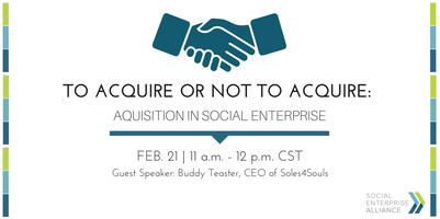 To Acquire or not to Acquire: Scaling in Social...