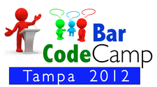 The Florida .Net Community and Technology Communities Tampa Bay, Inc.           (The Home of BarCampTampaBay.org) logo