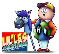 lil Les Charity Man logo