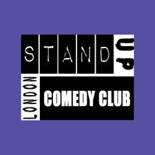 Stand Up London Comedy Club logo