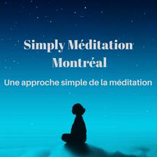 Simply Méditation Montréal logo