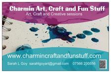 Charmin Art, Craft and Fun Stuff  logo