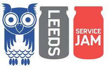 Leeds Service Jam logo