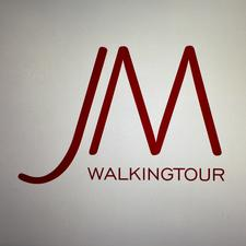 JMwalkingtour logo