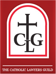 The Catholic Lawyers Guild of the Diocese of Lincoln  logo