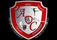The Art of Confidence Performing Arts Alliance logo