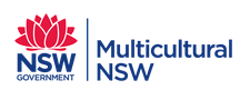 Multicultural NSW logo
