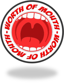 Worth Of Mouth  logo
