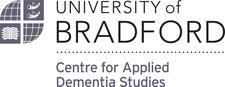 The Centre for Applied Dementia Studies, University of Bradford logo