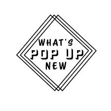 WHAT'S NEW POP-UP logo