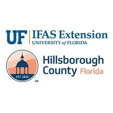 UF/IFAS Extension, Hillsborough County logo