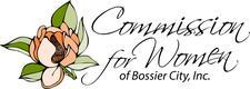 Commission for Women of Bossier City, Inc.  logo