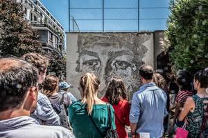 A la découverte des oeuvres de la Street Galerie