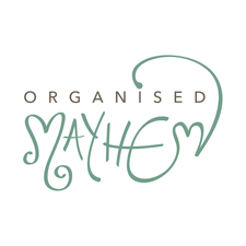 Organised Mayhem logo