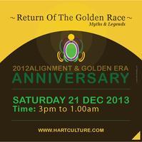 RETURN OF THE GOLDEN RACE2013