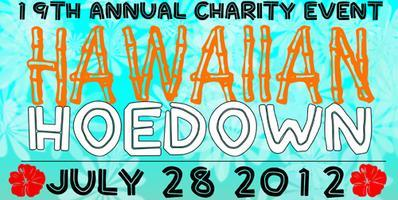 19th Annual Charity Dinner: Hawaiian Hoedown