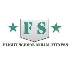 Flight School Aerial Fitness logo