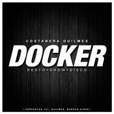 DOCKER DISCO logo