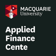 Macquarie Applied Finance Centre logo