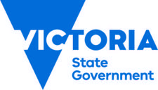 Prisons, Corrections Victoria, Department of Justice and Regulation logo