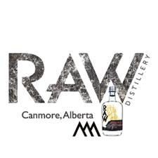 RAW Distillery logo