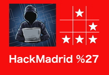 HackMadrid %27 logo