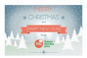 Buon Natale da Talent Garden Pisa