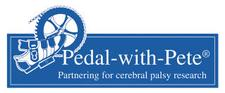 Pedal-with-Pete Foundation logo